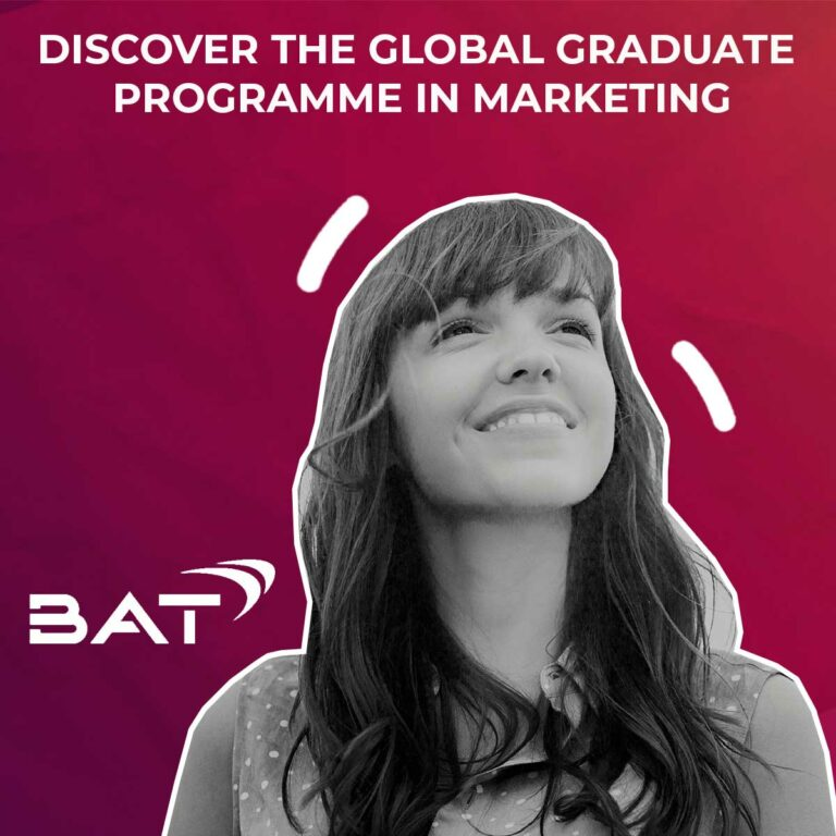 Indítsd be marketing karriered a BAT Global Graduate Programjával!